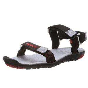 Sparx Men SS-414 Floater Sandals Black