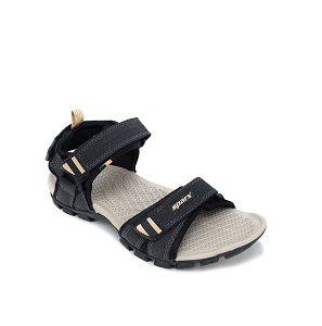 Sparx Men'S Floater Sandals SS-481 Black