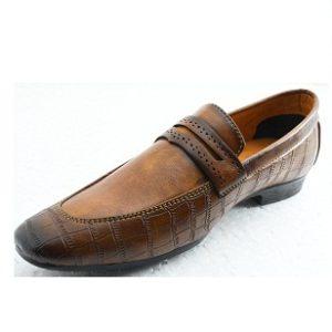Ancom Men's loffers Shoes Tan