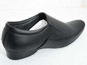 Dot On Men's Formal Shoes 9111 Black