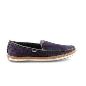 Keslar Men's loffers Shoes 744 BLUE