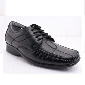 Bravo Men's Formal Shoes  Black