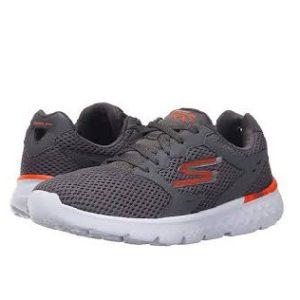 Skechers Men Go Run 400 Running Shoes Grey