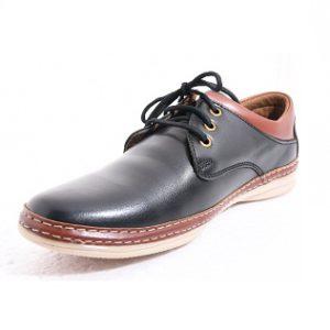 Tiger Hill Men's Casual Shoes 1019 Black